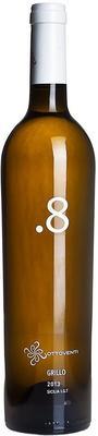 Вино белое сухое «Punto 8» 2013 г.