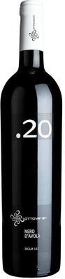 Вино красное сухое «Punto 20» 2014 г.