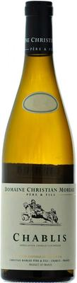 Вино белое сухое «J. Moreau et Fils Chablis» 2015 г.