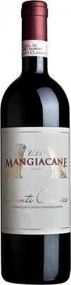 Вино красное сухое «Villa Mangiacane Chianti Classico, 1.5 л» 2011 г.