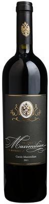 Вино красное сухое «Cuvee Maximilian» 2011 г.