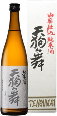 Саке «Tengumai Yamahai Junmai» в подарочной упаковке