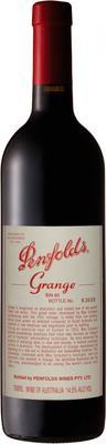 Вино красное сухое «Penfolds Grange» 2010 г. с защищенным географическим указанием