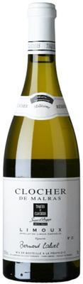 Вино белое сухое «Clocher de Malras» 2012 г.