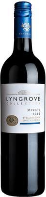 Вино красное сухое «Merlot Lyngrove Collection» 2014 г.