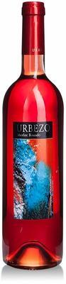 Вино розовое сухое «Urbezo Rosado» 2014 г.