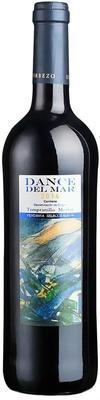 Вино красное сухое «Dance del Mar» 2014 г.