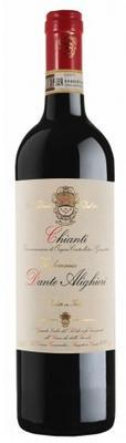 Вино красное сухое  «Dante Alighieri Chianti, 0.7 л» 2014 г.