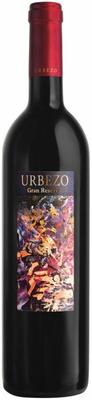 Вино красное сухое «Urbezo Gran Reserva» 2007 г.