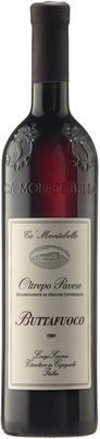 Вино красное сухое «Ca' Montebello Buttafuoco» 2013 г. с защищенным географическим указанием