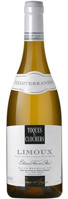 Вино белое сухое «Toques et Clochers Mediterraneen Blanc» 2012 г. с защищенным географическим указанием