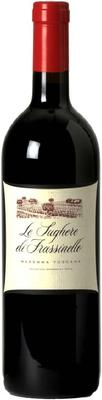 Вино красное сухое «Le Sughere di Frassinello» 2012 г. с защищенным географическим указанием