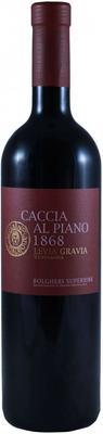 Вино красное сухое «Levia Gravia» 2012 г.