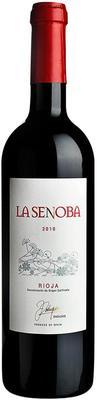 Вино красное сухое «La Senoba» 2010 г.