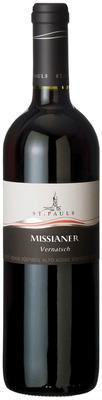 Вино красное сухое «Vernatsch Missianer» 2014 г.