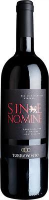Вино красное сухое «Sine Nomine Riserva» 2011 г.