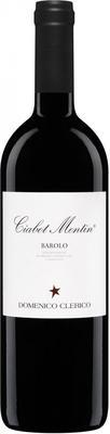 Вино красное сухое «Ciabot Mentin» 2010 г.
