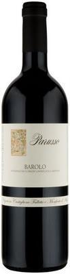 Вино красное сухое «Parusso Barolo» 2012 г.