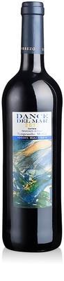 Вино красное сухое «Dance del Mar» 2012 г.