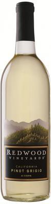 Вино белое полусухое «Redwood Pinot Grigio»