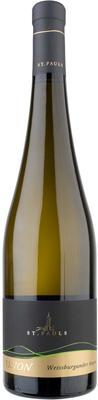 Вино белое сухое «Weissburgunder Riserva Passion» 2012 г.