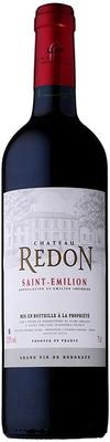 Вино красное сухое «Chateau Redon» 2011 г.