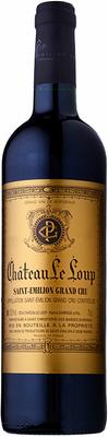 Вино красное сухое «Chateau Le Loup» 2012 г.