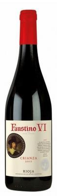 Вино красное сухое  «Faustino VI Crianza» 2011 г.