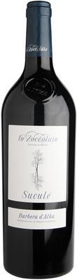 Вино красное сухое «Barbera d'Alba Sucule» 2012 г.