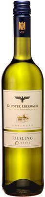 Вино белое полусухое «Kloster Eberbach Riesling Classic» 2015 г.