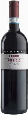 Вино красное сухое  «Manzone Il Crutin Nebbiolo Langhe» 2014 г.