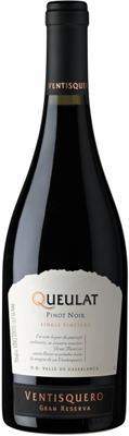 Вино красное сухое «Queulat Gran Reserva Pinot Noir» 2015 г.