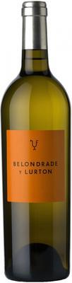 Вино белое сухое  «Belondrade Y Lurton» 2014 г.
