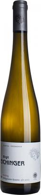 Вино белое сухое «Riesling Heiligenstein, 0.75 л» 2012 г.