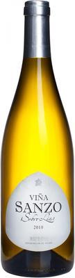 Вино белое сухое «Vina Sanzo Verdejo Sobre Lias» 2010 г.