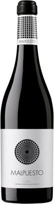 Вино красное сухое «Malpuesto» 2011 г.