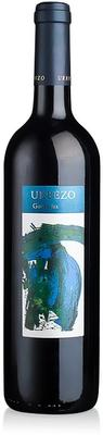 Вино красное сухое «Urbezo Garnacha» 2012 г.