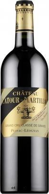 Вино красное сухое «Chateau Latour-Martillac» 2008 г.
