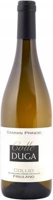 Вино белое сухое «Friulano» 2010 г.
