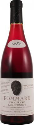 Вино красное сухое «Pommard 1er Cru Les Epenots» 1979 г.
