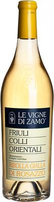 Вино белое сухое «Ribolla Gialla» 2010 г.