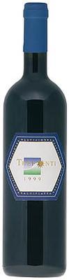 Вино красное сухое «Trefonti» 2000 г.