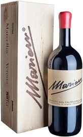 Вино красное сухое «Amarone della Valpolicella» 2008 г. в подарочной упаковке