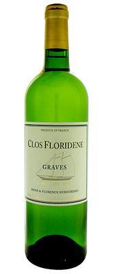 Вино белое сухое «Clos Floridene» 2008 г.