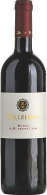Вино красное сухое «Rosso di Montepulciano» 2010 г.