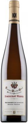 Вино белое полусухое «Domdechant Werner Hochheimer Kirchenstuck Riesling Spatlese Trocken» 2013 г.