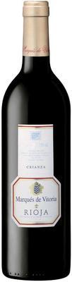 Вино красное сухое  «Marques de Vitoria Crianza» 2012 г.