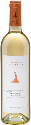 Вино белое сухое «Condesa de Leganza Verdeho»
