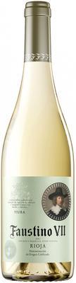 Вино белое сухое «Faustino VII Blanco, 0.75 л» 2015 г.
