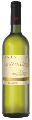 Вино белое сухое «Conde Otiano Blanco» 2014 г.